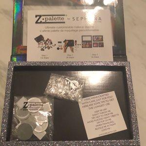 z palette Makeup - New large Z palette for Sephora
